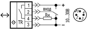 Модуль бесконтактной системы управления ключами S6006